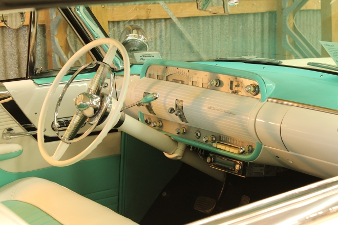 hot rod, classic car, turquoise, white, mint, retro,