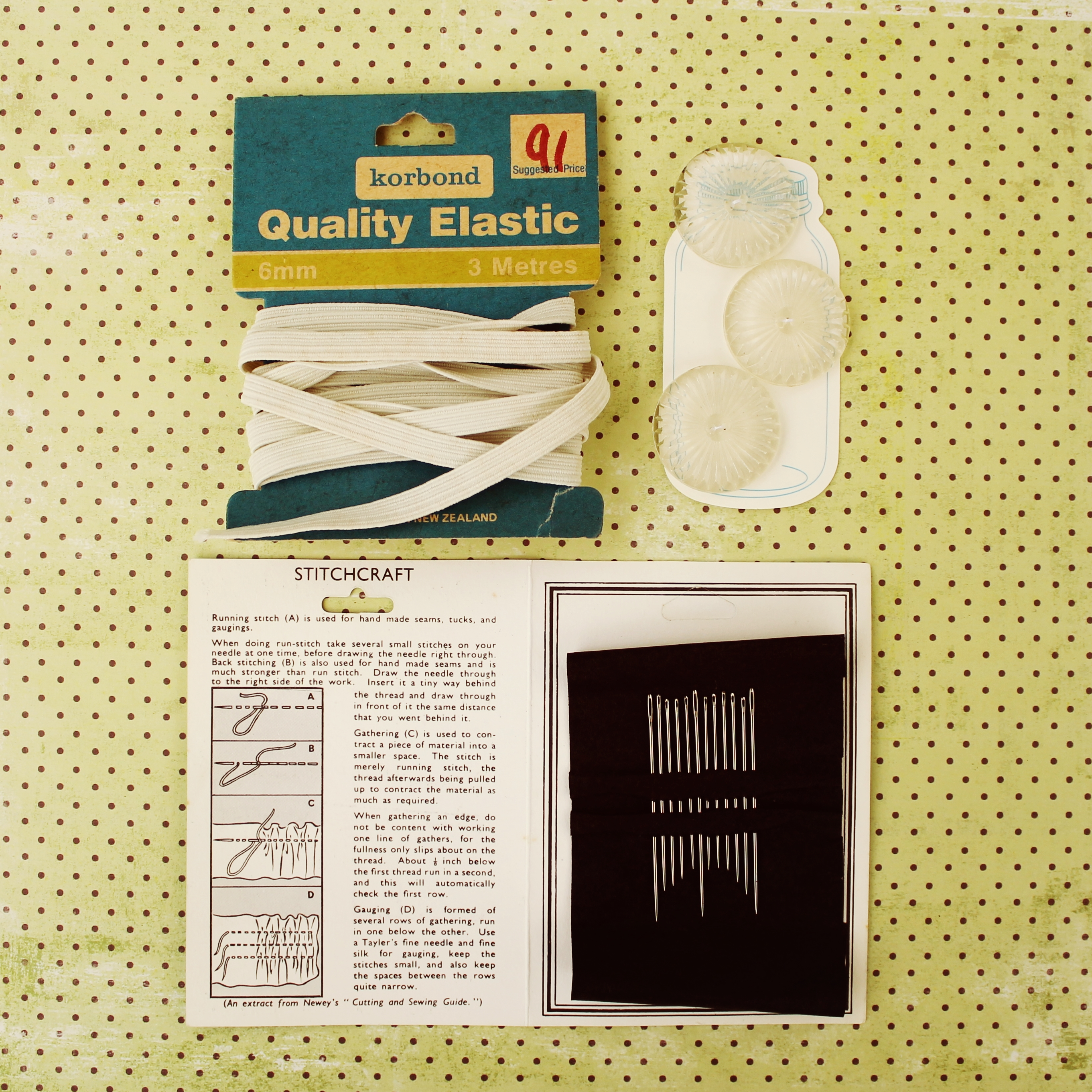 vintage sewing supplies 3