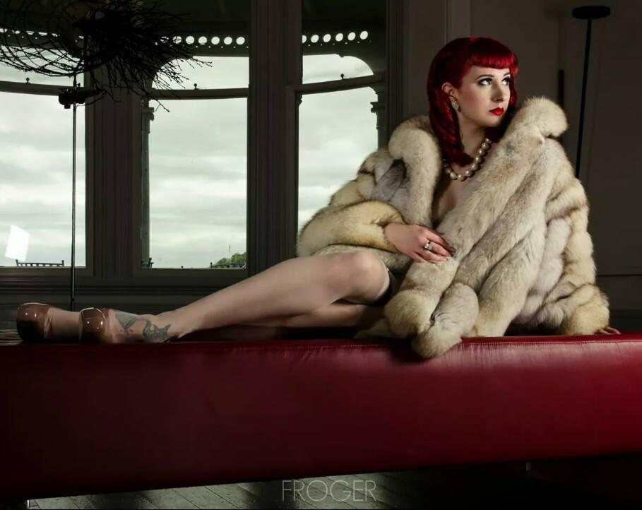 Caring for vintage furs | Velvet DeCollete